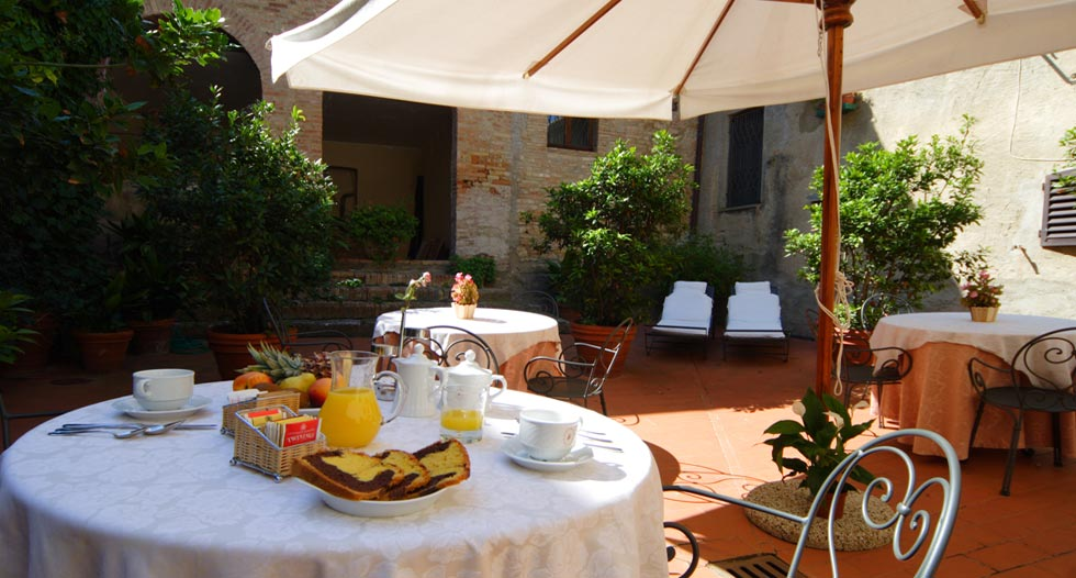 colazione per celiaci hotel san gimignano wireless parking garage Foto