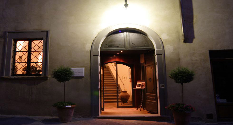 hotel within the walls of san gimignano Foto