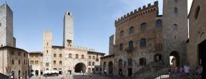 hotel storico a san Gimignano