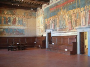 Pinacoteca Comunale 300x225 The 3 museums not to miss in San Gimignano!