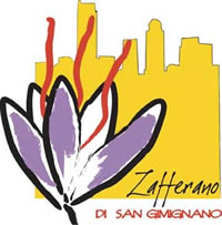 zafferano di san gimignano logo San Gimignano, land of the saffron DOP