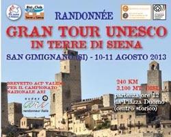 Gran Tour Unesco in  San Gimignano