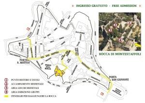 evento medioevo a San Gimignano