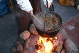 cucinamedievale2 Medieval cuisine , ancient basis of current typical Tuscan recipes