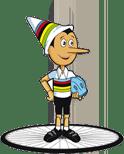 la mascotte dei Mondiali di ciclismo Toscana 2013