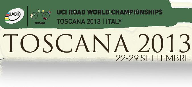 mondiali ciclismo toscana