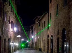 San Gimignano Lumière prove tecniche
