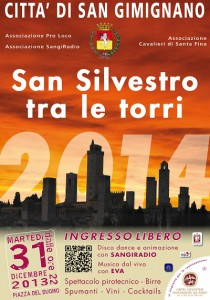 San Silvestro sotto le torri 210x300 New Years Eve 2014 in San Gimignano