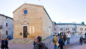 chiesa di san pietro san gimignano 300x171 Churches in San Gimignano