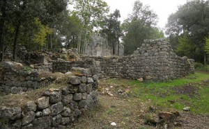 Rovine Castelvecchio