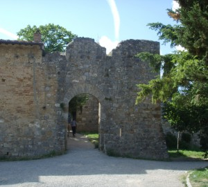 Rocca San Gimignano