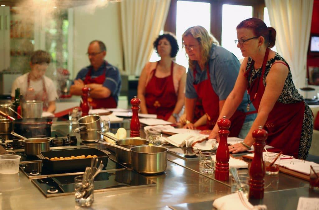 cooking class san gimignano