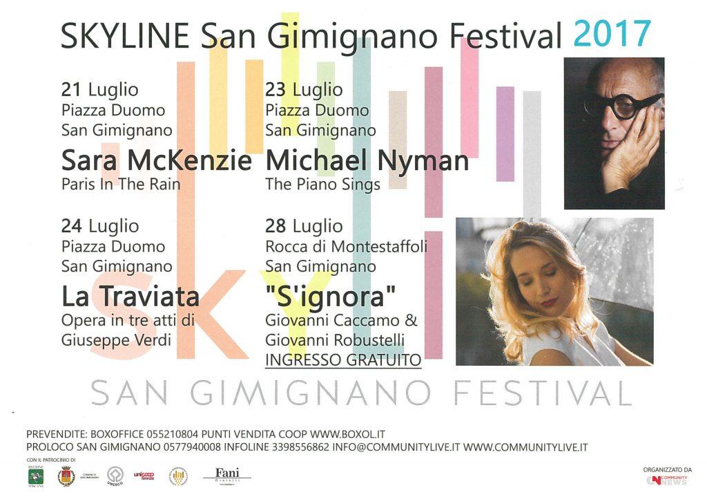SanGimignanoFestival 2017