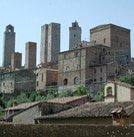 ingrandisci foto di San Gimignano